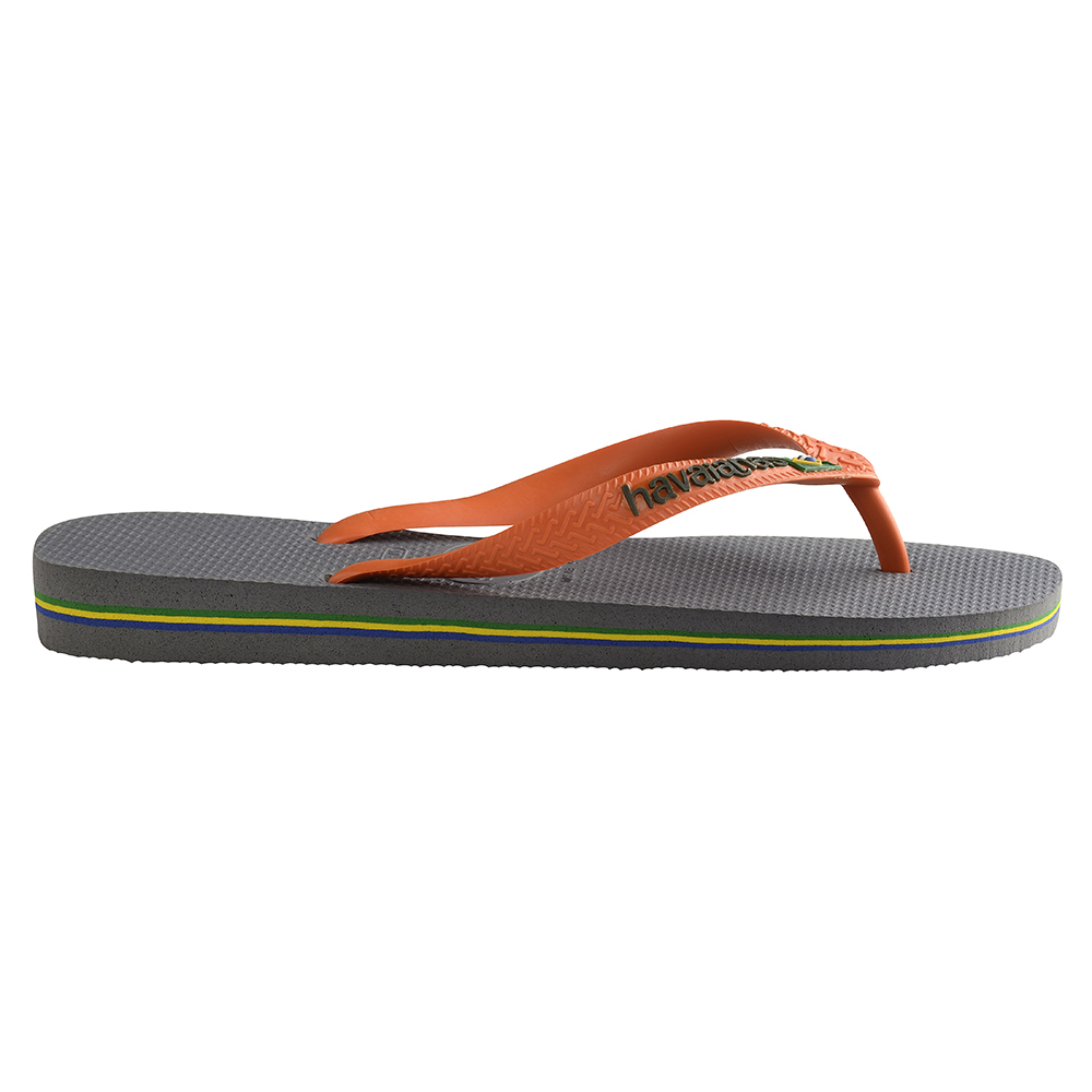 a91be70db5830f New Original Havaianas Brasil Logo Flip Flops Men Beach Sandals All ...