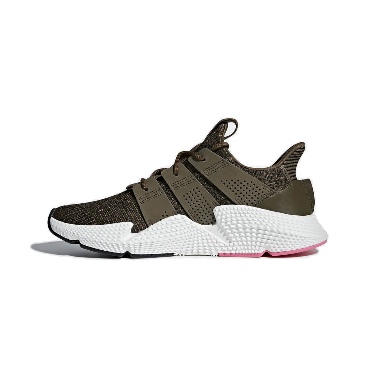 New-Authentic-Adidas-Originals-Prophere-Men-Fashion-Shoes-Black-White-Green-Red thumbnail 28