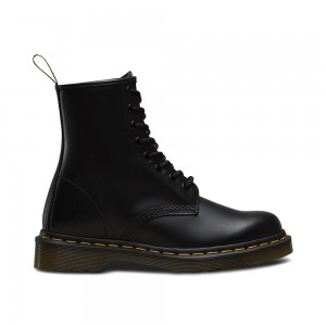 Dr Martens 1460 Airwair Black Smooth - 11822006