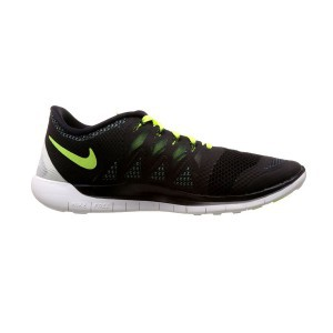 Nike Free 5.0 Black Yellow