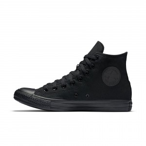 Converse Chuck Taylor All Star Canvas High Top M3310C Black Monochrome