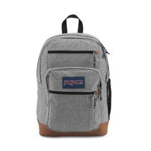 Jansport Cool Student Grey Letterman Poly