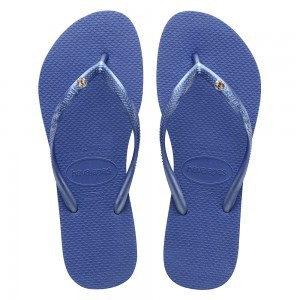 Havaianas Slim Crystal Light Blue