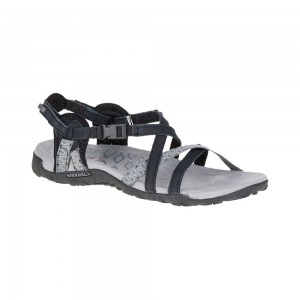 Merrell Sandals Terran Lattice II J55318 Black
