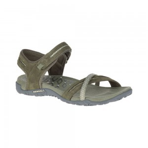 Merrell Sandals Terran Cross II J98760 Dusty Olive