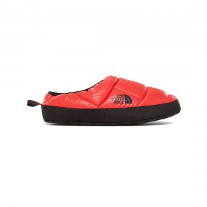 The North Face Men's Shoes NSE Tent Mule III Red Slippers