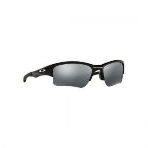 New Original Oakley Quarter Jacket Sunglasses OO9200-01 Black Iridium Lens NIB