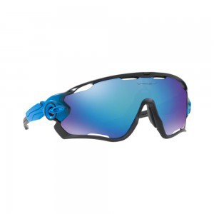 New Original Oakley JawBreaker Sunglasses OO9290-22 Prizm Sapphire Polarized NIB