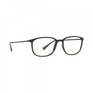 Prada Sport Eyeglasses Frames PS03HV 1AB1O1 53mm