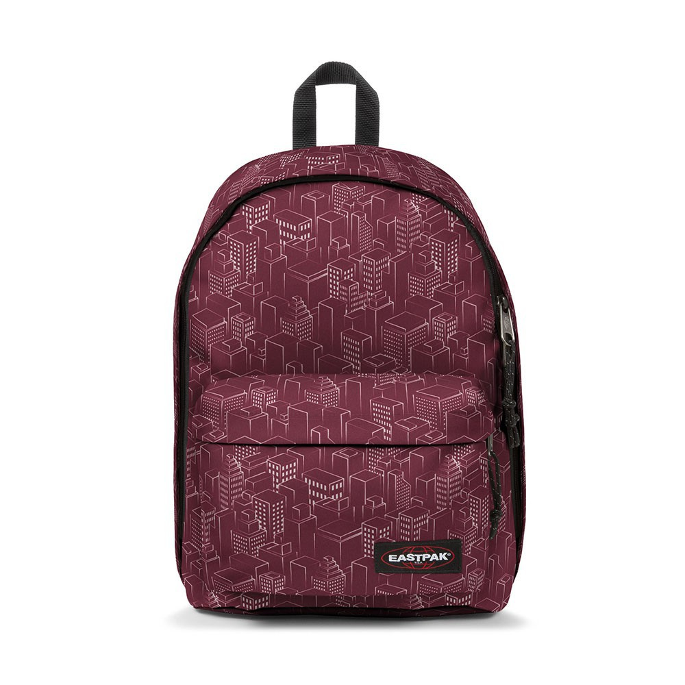 Eastpak Backpack Out Of Office Merlot Blocks