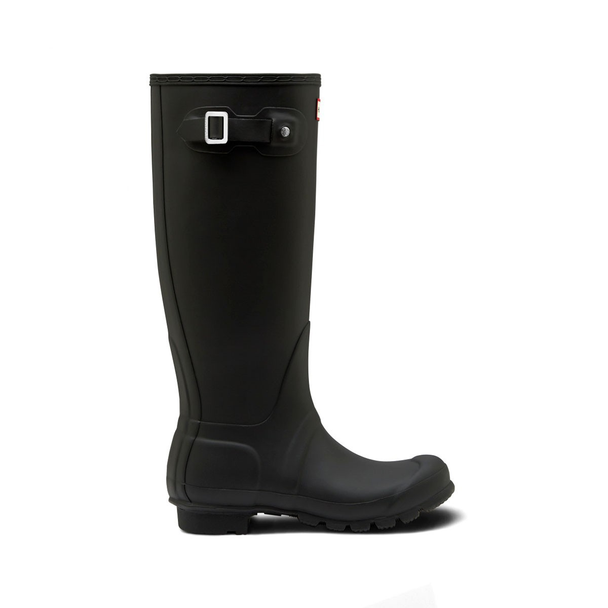 Hunter Wellington Tall Boots Black