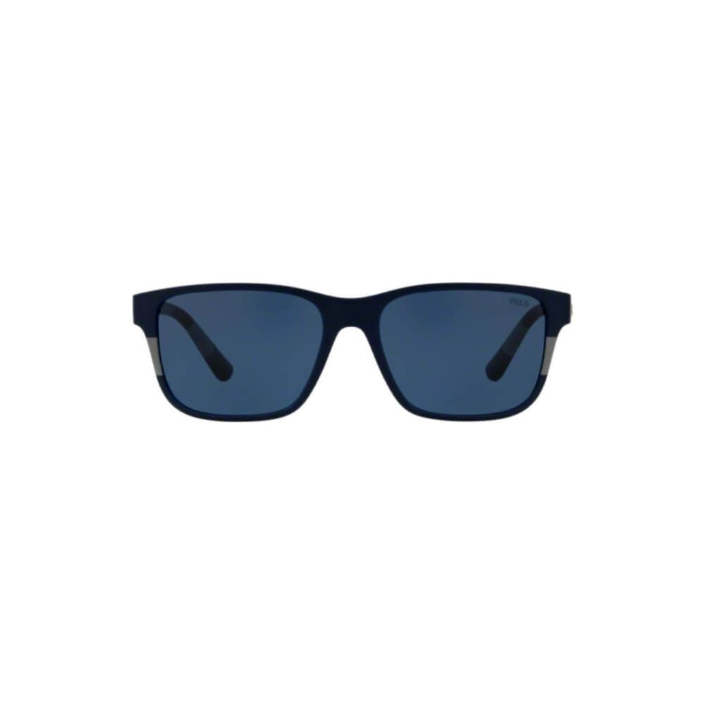 Polo Ralph Lauren Men's Sunglasses PH4137 559080 57mm