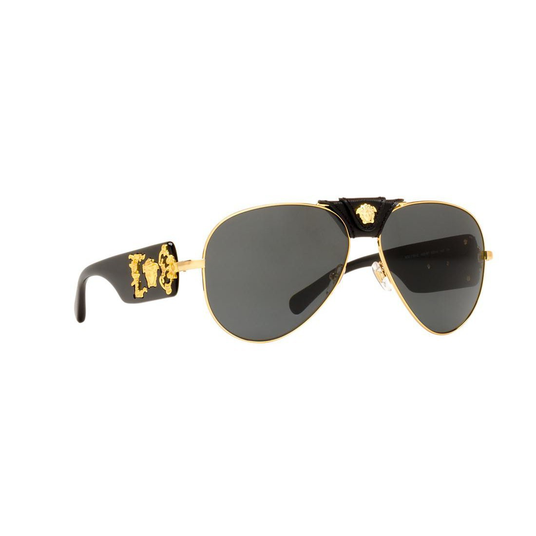 Versace Men's Sunglasses VE2150Q 100287 62mm