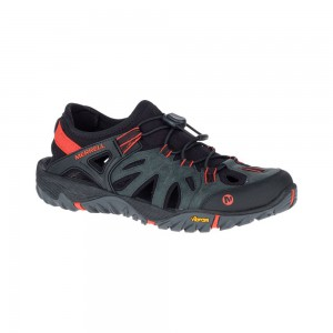 Merrell Shoes All Out Blaze Sieve J12647 Dark Slate