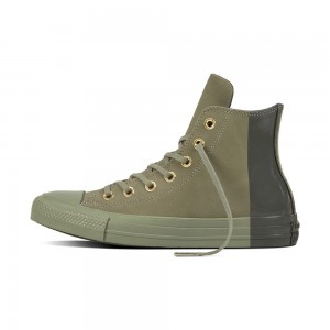 Converse Chuck Taylor All Star Canvas High Top 159526C Dark Stucco