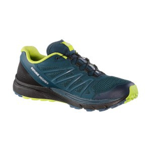 Salomon Men's Shoes Sense Marin Black Blue Yellow