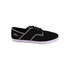 Lacoste ANDOVER FRS SPM Black Flag Men Shoes