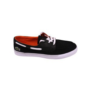 Lacoste KEEL SAR SPM Black Men Shoes