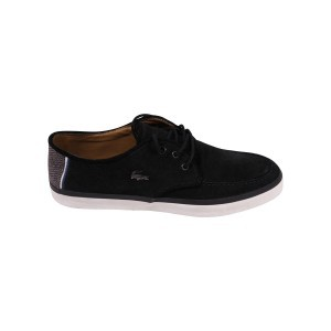 Lacoste SEVRIN 5 DK Black White Men Shoes