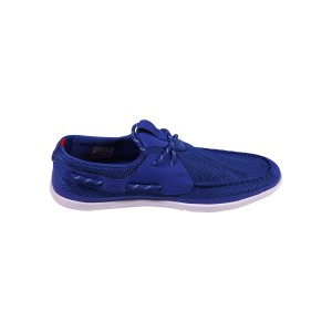 Lacoste L.ANDSAILING TRF2 SPM Light Blue White Men Shoes