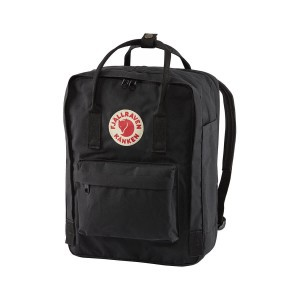 Fjallraven Kanken 13 Black Backpack
