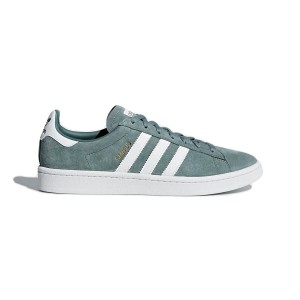 Adidas Men's Shoes Campus Grey Green