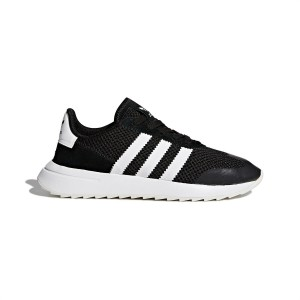 Adidas Women's Shoes Flashback W Black White