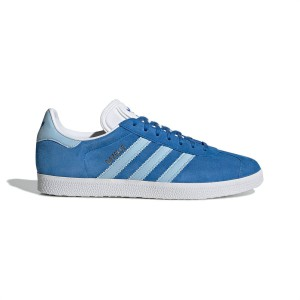 Adidas Men's Shoes Gazelle Blue Sky