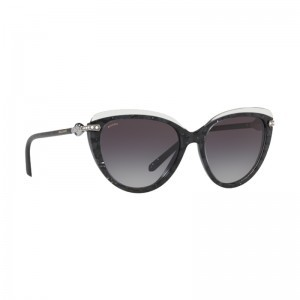Bvlgari Women's Sunglasses BV8211B 54668G 55mm