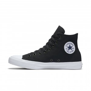 Converse Chuck Taylor All Star 2 High Top 150143C Black White