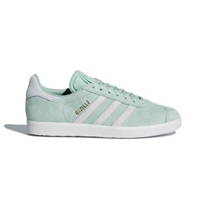 Adidas Women's Shoes Gazelle W Light Green