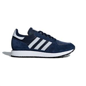Adidas Men's Shoes Forest Grove Navy Blue