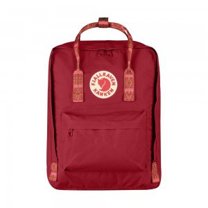 Kanken Fjallraven Classic Deep Red Folk