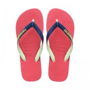 Havaianas Top Mix Flip Flops Flamingo