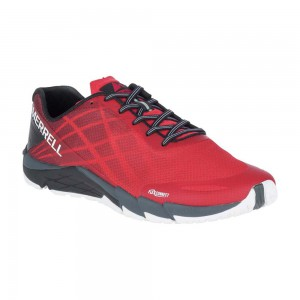 Merrell Shoes Bare Access Flex J09655 Red
