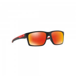 New Original Oakley Mainlink Sunglasses OO9264-26 Prizm Ruby Lens NIB For Men