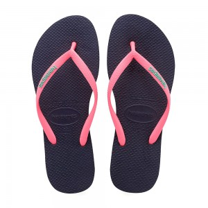 Havaianas Logo Pop Up Black Coral