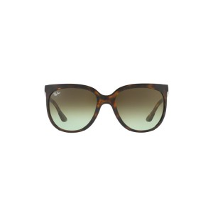 New Ray Ban Cats 1000 Sunglasses RB4126 Havana 710/A6 57mm Brown Gradient Lens
