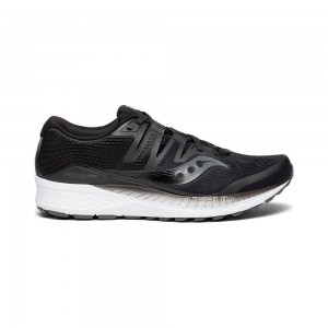 Saucony Men's Shoes Ride ISO Black