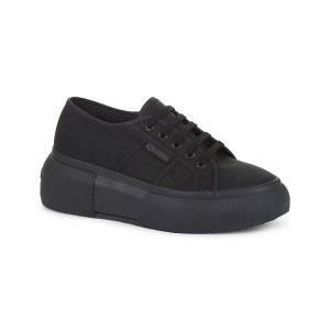 Superga 2287 Cotw Platform Black