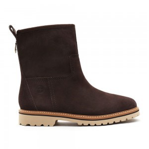 Timberland Women's Boots Chamonix Valley A1KIB Chocolate
