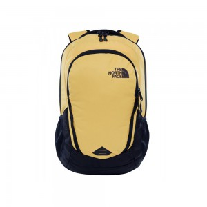 The North Face Vault Backpack TNF Yellow Black