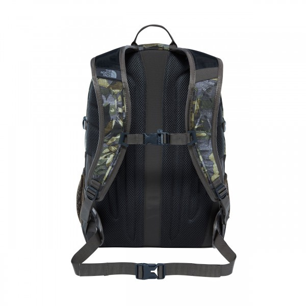 The North Face Borealis Classic Backpack English Green Tropical Camo