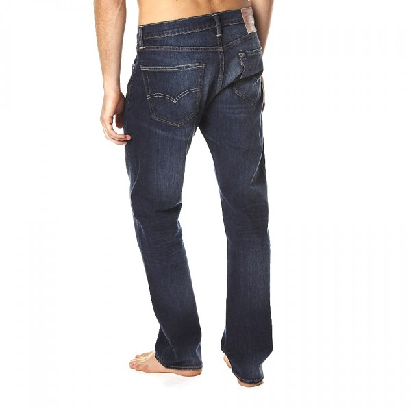 Levis 505 Jeans Blue Canyon
