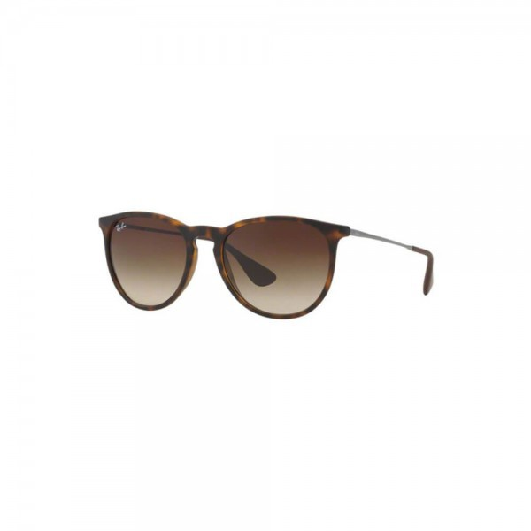 Authentic Ray Ban Sunglasses RB4171 Havana 865/13 54mm Brown Round Gradient Lens