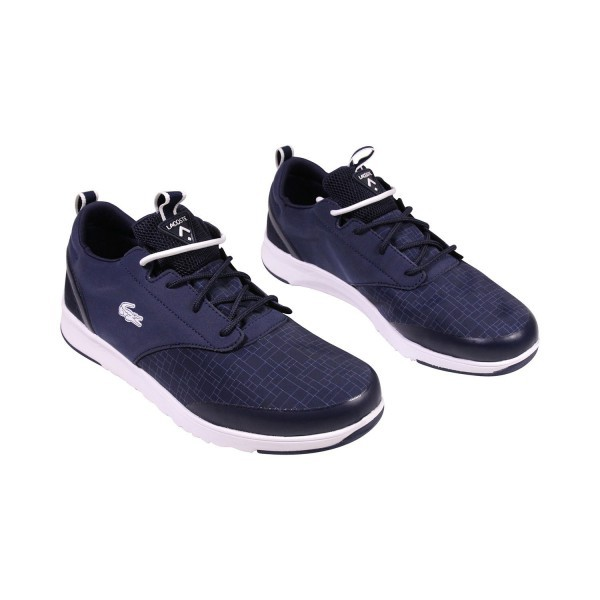 Lacoste LIGHT 2.0 HTB2 SPM Dark Blue Men Shoes