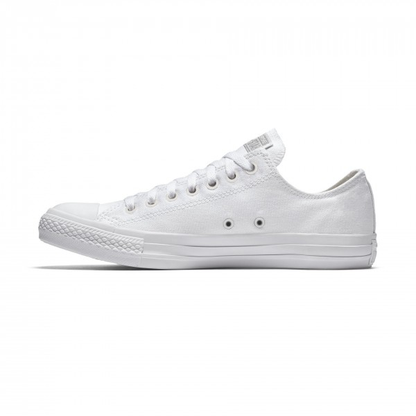 62125cd479c1 Converse Chuck Taylor All Star Canvas Low Top 1U647 White Monochrome ...