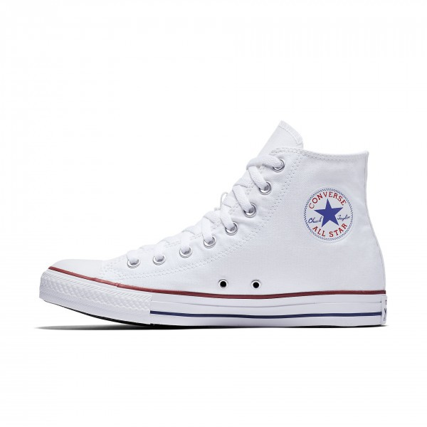 Converse Chuck Taylor All Star Canvas High Top M7650C Optical White