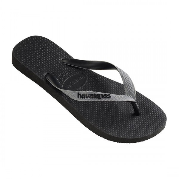 Havaianas Top Mix Flip Flops Black Steel Grey