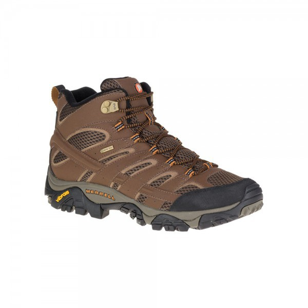 Merrell Shoes Moab 2 Mid Gore-Tex J06063 Earth